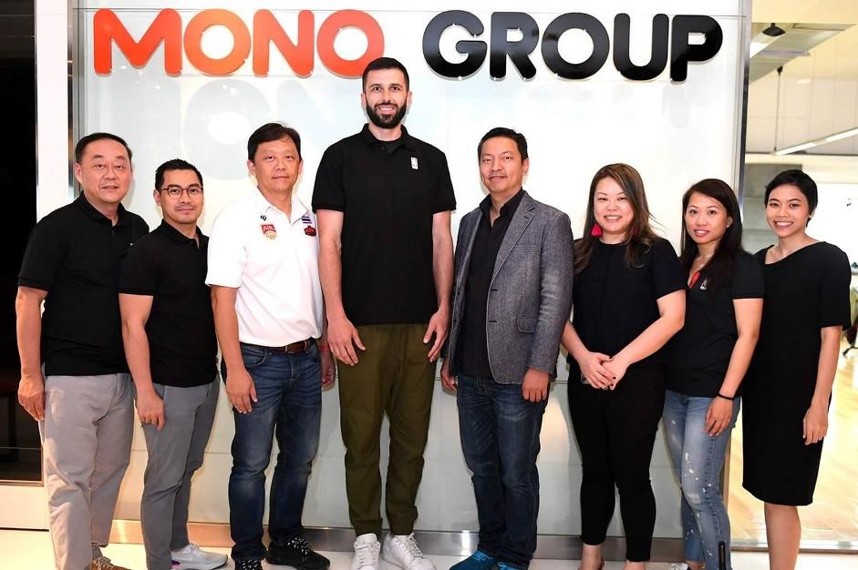 NBA JUNIOR SELECTION CAMP THAILAND